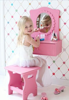 Make up tafel van Lief! Lifestyle