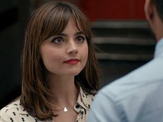 Jenna Coleman in Doctor Who (2005)