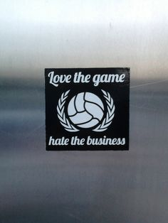 Against Modern Football.