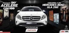 Promoção Sky 2015: Concorra a um Mercedes-Benz 0 km!