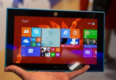 Nokia Lumia 2520 review: A tablet in the shadow of the Surface 2