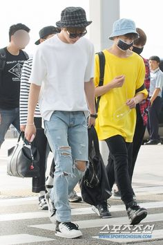 [Press] 150828 BTS @ Incheon Airport on their way to Hongkong for Final TRB