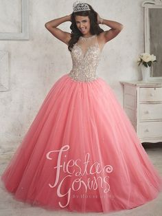 Find pretty quinceanera dresses and vestidos de quinceanera here. These quince dresses are perfect for your Sweet Tulle Ball Gown, Ball Gown Dresses, 15 Dresses, Gown Skirt, Tulle Dress, Sweet 16 Dresses, Pretty Dresses, Beautiful Dresses, Pretty Quinceanera Dresses