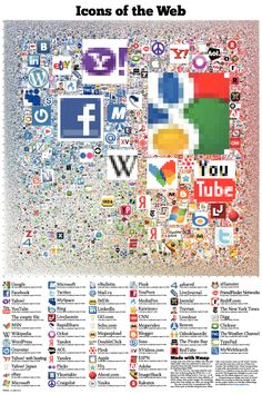Icons of the Web