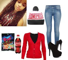 """""""-- Nettie"""" by be-you-tiful-anons ❤ liked on Polyvore"""