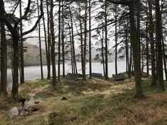 Loch Trool - Hammock Camping - Scotland #camping #hiking #outdoors #tent #outdoor #caravan #campsite #travel #fishing #survival #marmot http://bit.ly/2oJ9DH1