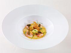 Langoustine Uni Chaudfroid | Recipes | Recipes | Food Arts