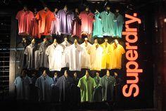 @Dry Super hands' display #colors #merchandising