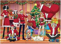 When is One piece Christmas?