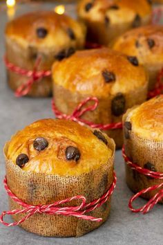 Mini chocolate panettone recipe that's so easy to make. Soft and fluffy with bits of chocolate all over. Swap the chocolate for candied fruits if you want. Chocolate Chip Panettone Recipe, Mini Chocolate Chips, Chocolate Recipes, Star Bread, Italian Cookies, Vegetarian Chocolate, Sweet Bread, Italian Recipes, Food And Drink