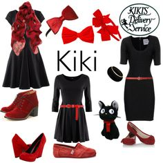 KiKis delivery service casual #cosplay #ghibli P.s. simple quest for everyone)…                                                                                                                                                                                 More