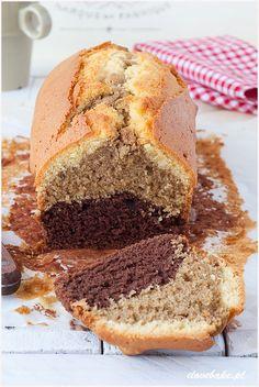 Babka Caffe latte - I Love Bake Polish Desserts, No Bake Desserts, Sweet Recipes, Cake Recipes, Dessert Recipes, Pineapple Coconut Bread, First Communion Cakes, Sweets Cake, Dessert Bread