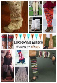 Crochet for Your Calves: 10 Lovely and Free Leg Warmer Patterns! #crochet