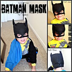 Batman Mask/Hat