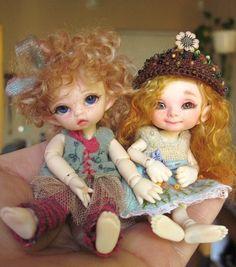 Friends by Desertmountainbear, via Flickr