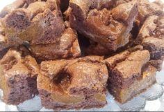 Liszt- és cukormentes kakaós piskóta Diabetic Recipes, Diet Recipes, Healthy Recipes, Healthy Sweets, Healthy Food, Banana Bread, Paleo, Muffins, Snacks