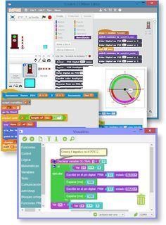 Curso Programación Gráfica Arduino