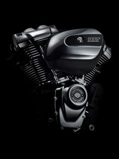 The next era of power, performance and innovation has been forged. #MilwaukeeEight | 2017 Harley-Davidson