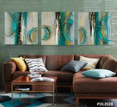 Abstract Art Painting, Large Oil Painting, Modern Wall Art, 3 Piece Art Set, XL Large Painting - Silvia Home Craft Canvas Paintings For Sale, Texture Painting On Canvas, Large Painting, Hand Painting Art, Paintings Online, Online Painting, Abstract Paintings, Oil Paintings, Modern Paintings