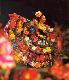 Ballet Folklorico / Studied and taught this when I was younger. It made me happy!