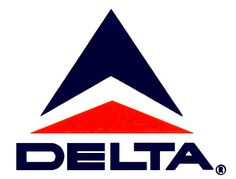 vintage delta airlines logo | Vintage Commercial Airline Logos - Airliner Logos From Around The ...
