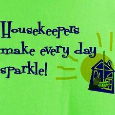 employee appreciation ideas | housekeeper_appreciation_tshirt.jpg?height=250&width=250&padToSquare ...