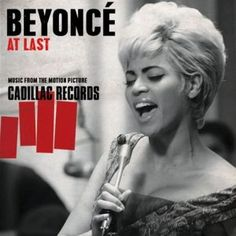 Beyoncé - At Last - CD single from Cadillac Records Soundtrack