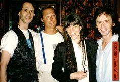Lenny, Jay Dee, Patti and Ivan