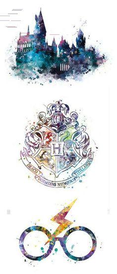 Harry Potter printable wall art Hogwarts, House Emblem, Glasses and Scar What . Harry Potter Tumblr, Harry Potter Fan Art, Harry Potter Poster, Harry Potter Tattoos, Fans D'harry Potter, Harry Potter Drawings, Harry Potter Pictures, Harry Potter Quotes, Harry Potter Fandom