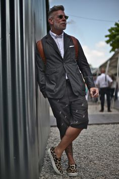 DapperLou.com | Men's Fashion & Style Blog | Street Style | Online Shopping : Dapper Lou + We Are The Market at Pitti Uomo