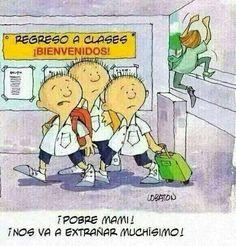 Las Escuela, Las Clases, Para Aula, Para Papás, Memes De Español, Para Entretenerse, Si Claro, Español Lengua, En Clase