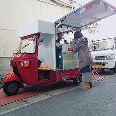 Elegant Food Truck Awning