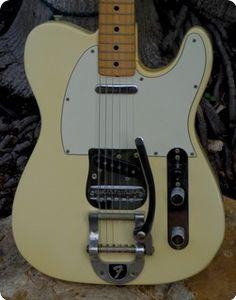 Fender Custom Shop Telecaster Olympic White