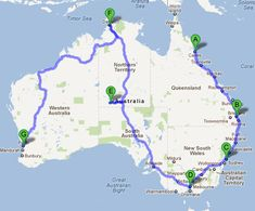 Road Trip Planner - 5 Itineraries You Absolutely Must Experience Once We love a good road trip, and although there are many itineraries we could do, these are the five that are highest on our list. Dreaming of Travel - 5 Must Experience Road Trips Road Trip Map, Road Trip Planner, Travel Planner, Road Trips, Travel Checklist, Travel Oz, Travel Route, Travel Maps, Pacific Highway