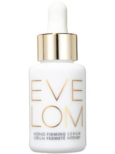 Eve Lom Intense Firming Serum leaves skin feeling supple, targets fine lines and wrinkles, and is gentle enough to use day and night