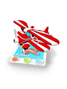 ARC: Toys Augmented Reality interactive learning cards from Amagicland, 3D animations, sound & music. www.amagicland.com
