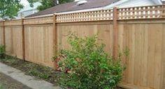 Unique Wood Fence Designs - Bing Images