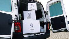 #transport #suchylod Suchy lód zapakowany w odpowiednie opakowanie jest gotowy do wysyłki. Posiadając własny transport zamówienia suchego lodu realizowane są na drugi dzień.