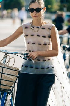Jenny Walton | Copenhagen - Adam Katz Sinding Stylish Sunglasses, Copenhagen, Tops, Women, Fashion, Moda, Fashion Styles, Fashion Illustrations, Woman
