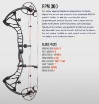 Bowtech Archery has unveiled two new bows for 2014 at the ATA show in Nashville. The RPM 360 The Carbon Overdrive Bowhunting, Hunting Gear, True Friends, Rifles, Firearms, Outdoors, Bows, Archery Hunting, Real Friends