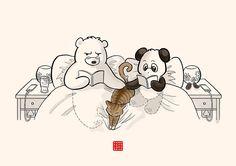 «Goodreads 2» de Panda And Polar Bear