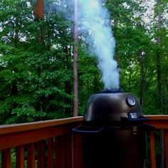 """Bubba Keg got official and branded as Big Steel Keg and that's a fact Jack. This huge choo-choo is a backyard smoker's dream with full steel body and cast iron everything else, once you get it seasoned and """"tight"""" you'll be slow and low like a bro, ho."""