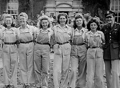 Sharnbrook. Womens Land Army Fete. 7 Aug 1945.