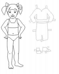 Bábika 2 iné šaty