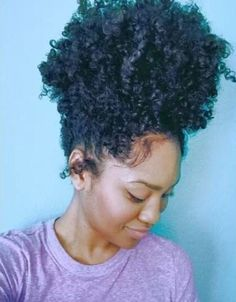 ))Natural Hair Glory