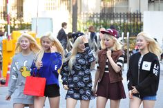 150918 MYB arriving at Music Bank by KpopMap #musicbank, #kpopmap, #kpop, #myb, #kpopmap_myb