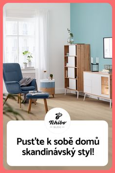 Bytová architektka radí, jak na severský styl. Funkční a čistý prostor, jednoduché barevné kombinace, dřevěné materiály a místnosti plné kontrastů. V bytech a domech zařízených ve skandinávském stylu se žije s lehkostí. Přečtěte si, jak na něj! Nordic Style, Scandinavian Style, Home And Living, Living Room, Simple Colors, Stylus, Decoration, Cottage Style, Color Combinations