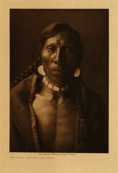 The Peace Officer. Kalispel (The Pend d'Oreilles, also known as the Kalispel, are Indigenous peoples of the Northwest Plateau.)