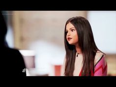 Selena Gomez On The Voice: Season 9 Episode 7 - The Battles Premiere [HD] Gwen Stefani's advisor, Selena Gomez, comes on to help Team Gwen! Gwen Stefani, Selena Gomez, The Voice, Seasons, Album, Long Hair Styles, Youtube, Beauty, Seasons Of The Year