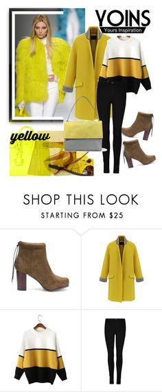 """""""yoinscollection 4/30"""" by fahreta1992 ❤ liked on Polyvore featuring Blumarine, Giallo and yoins"""